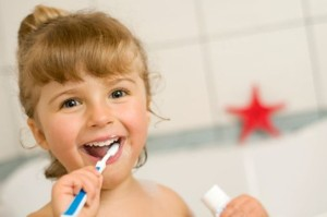 child oral care